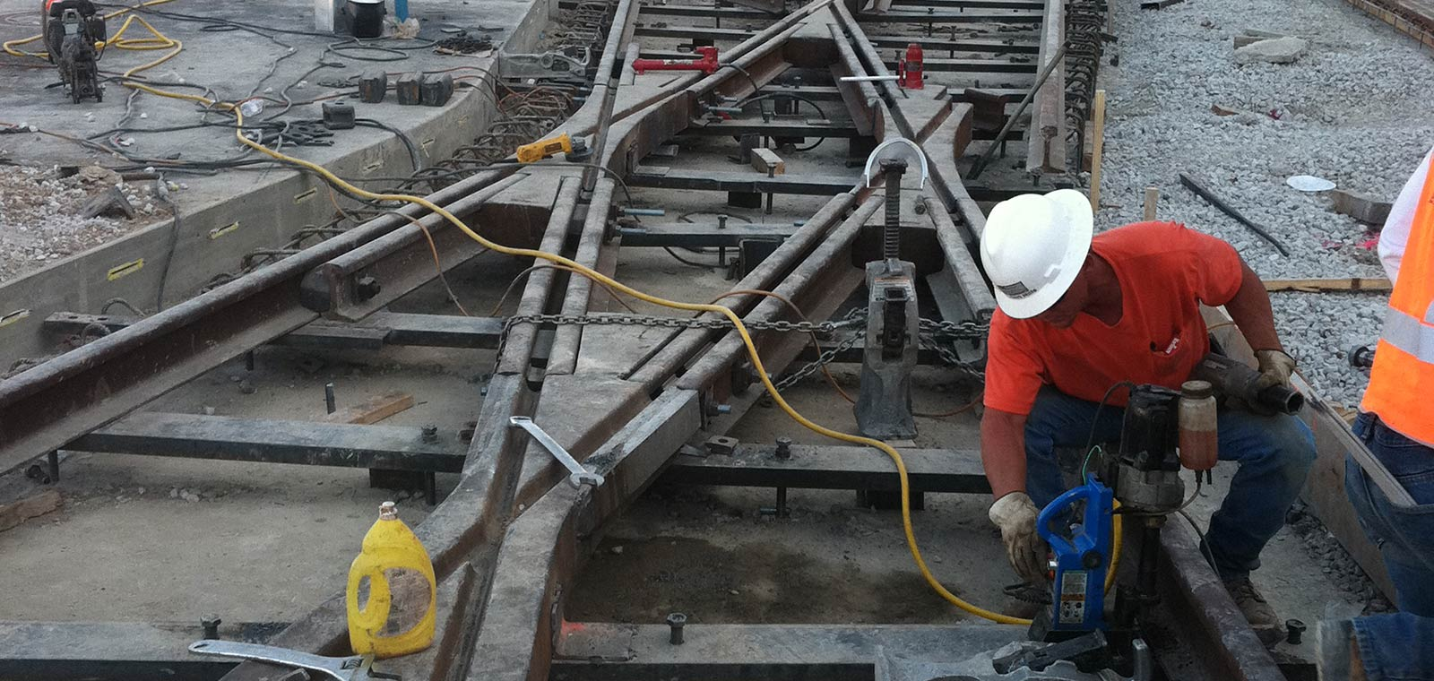 Special Railroad Track Work