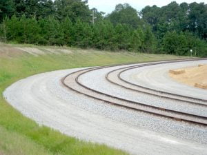 Midsouth Aggregates Special Track Work Project