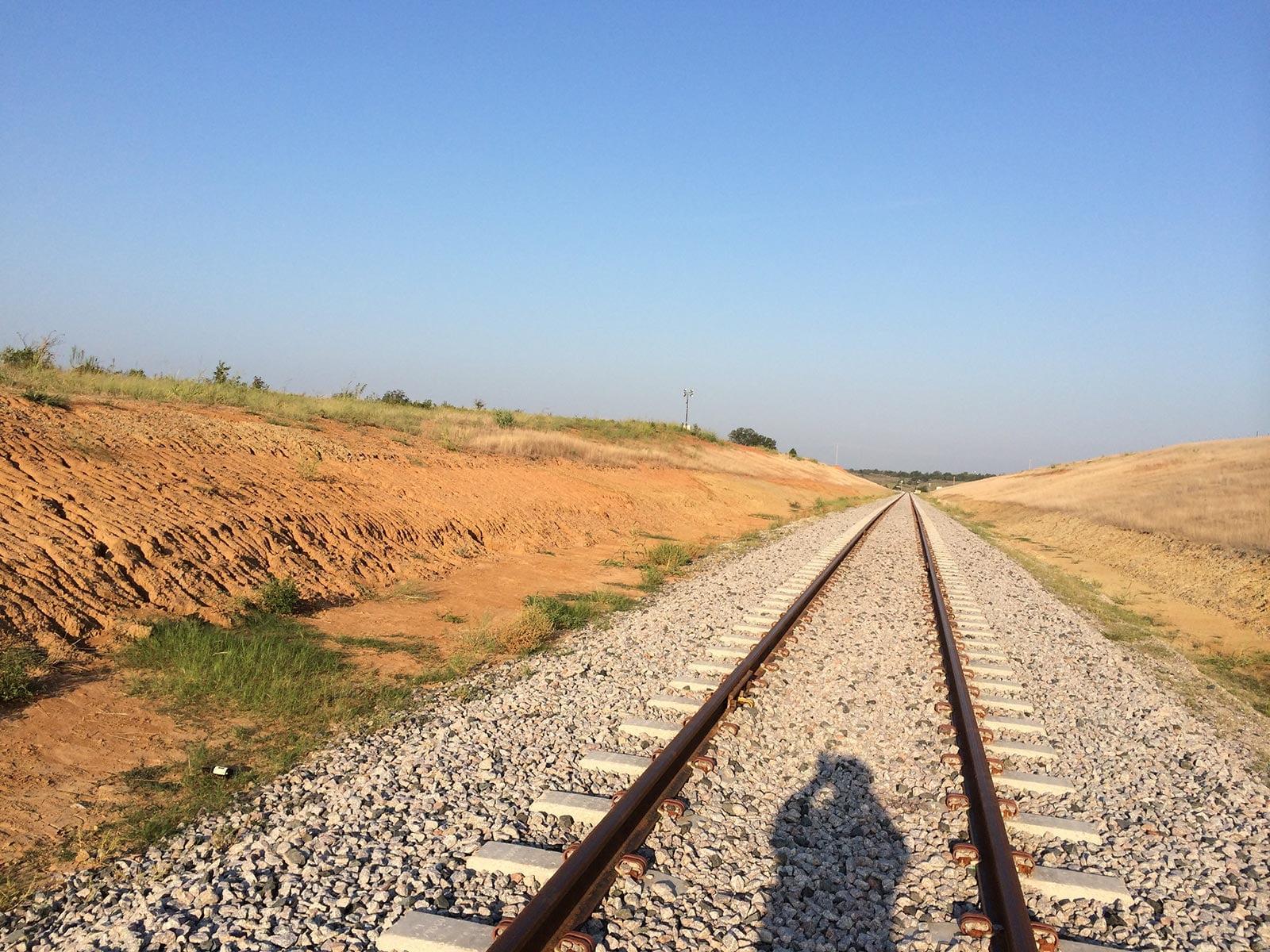 Ardmore Air Park Railroad Track Design & Build Project