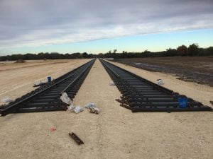 Railroad Track Design Project: CIG