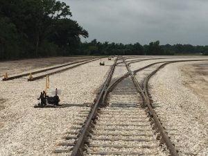 CIG Frack Sand Unloading Project