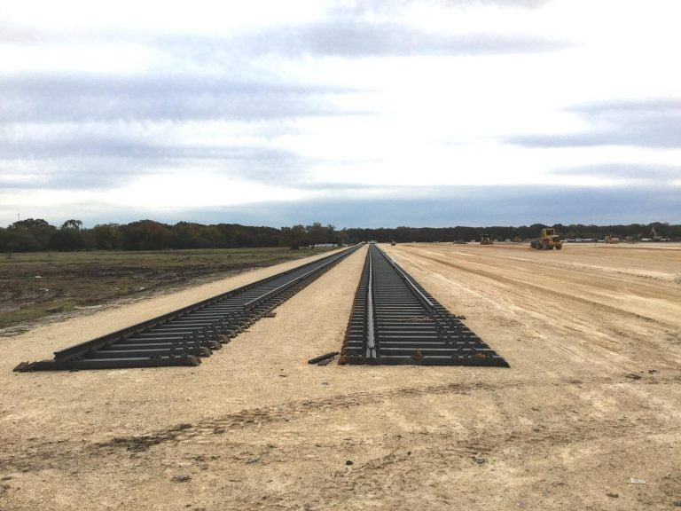 Railroad Track Design Project | CIG