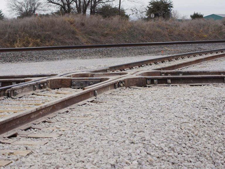GE Locomotive Manufacturing Facility Railroad Project
