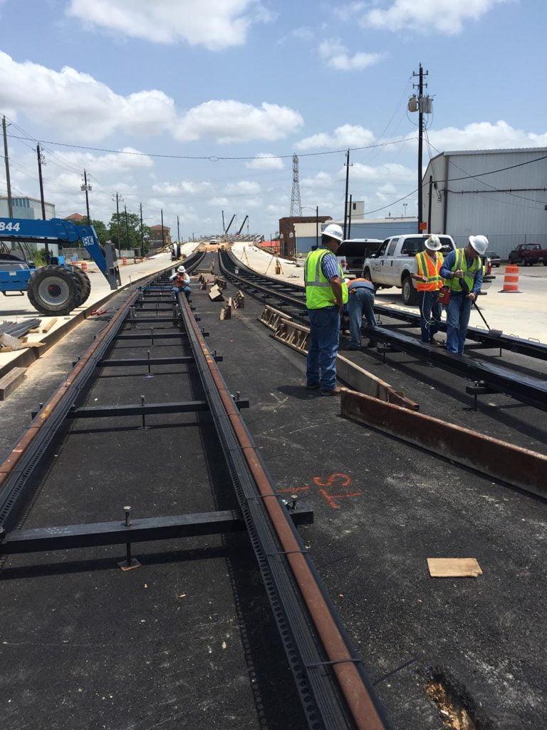 Harrisburg Overpass Light Rail Project