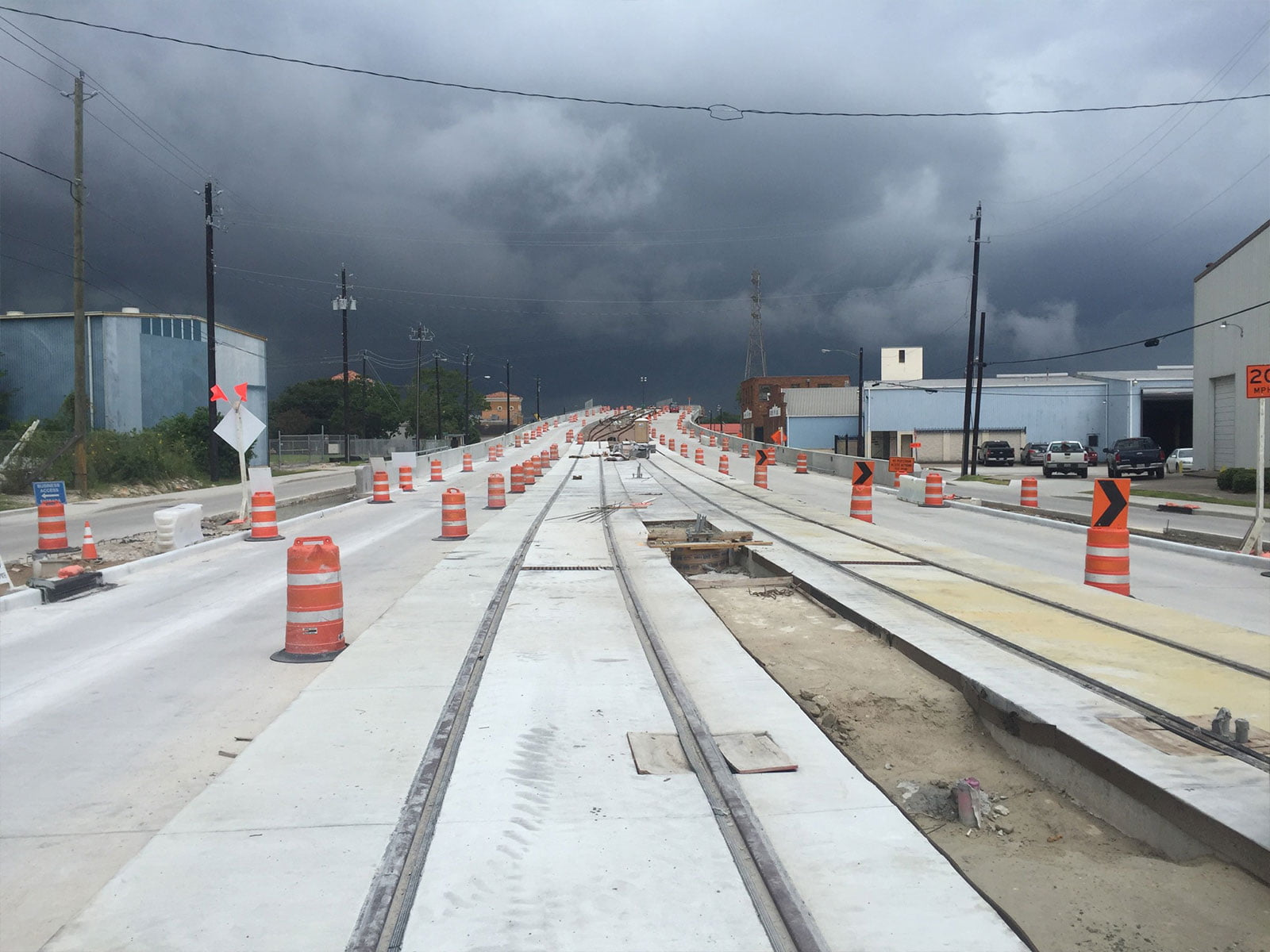 Special Track Work Project | Harrisburg Overpass