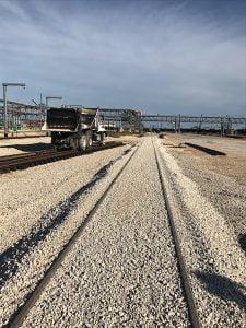 Jefferson Energy Railroad Project