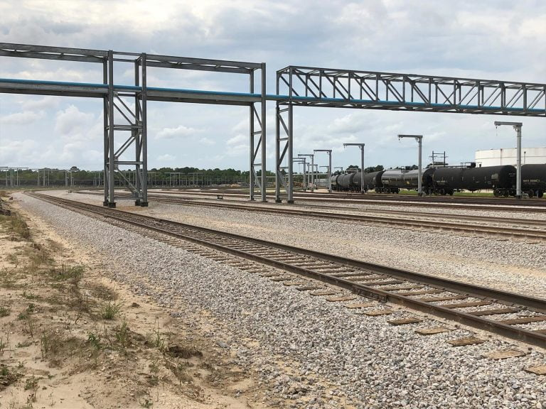 Railroad Track Redesign Project | Jefferson Energy