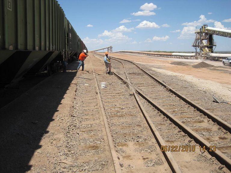 Mosaic Potash Railroad Construction Project